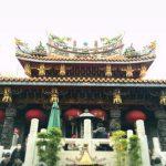 横浜中華街「関帝廟」 中華街の発展はこの廟があってこそ!と言われる屈指のパワースポット[2015年3月 横浜中華街ぶらり旅 その4]