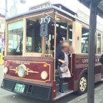 仙台観光なら観光スポットを巡る「るーぷる仙台」がオススメ!運転手さんのトークが絶妙!