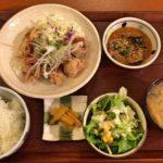 「atari CAFE&DINING 」渋谷のド真ん中で、ヘルシーな和食ランチが楽しめる 小上がりもあるカフェ