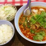 「Soul Food Bangkok(ソウルフードバンコク)」 屋台のような雰囲気で本格タイ料理のランチが17:00まで楽しめるお店