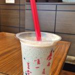 「春水堂 (飯田橋店)」タピオカミルクティー発祥の台湾カフェ  甘さ控え目で男性にもオススメです!