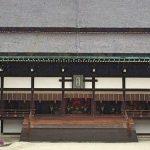 「京都御所」歴史文学の中でも登場する様々な建物を見学できる60分の見学コース[2016年3月 京都旅行記11]