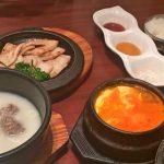 「韓国酒家 韓国家庭料理 吾照里(オジョリ)」ランチタイムは色々な料理が食べられるセットがお得