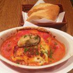 「オストレア (銀座コリドー通り店)」ランチ全メニューにカキフライ付 生牡蠣も昼から食べられるオイスターバー