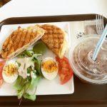 「ミセスイスタンブール 」羽田空港第2ターミナルにある トルコ料理のモーニングが食べられるお店