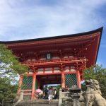 京都でプチ観光のダイジェスト 清水寺の胎内めぐりはオススメです!