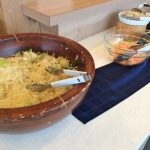 「仙台ジョイテルホテル」新鮮野菜を使ったシャキシャキサラダがオススメの朝食ビュッフェ[2016年6月宮城旅行記 3]
