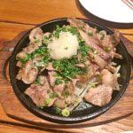 「個室居酒屋 ロドリゲス(九段下店)」アツアツの鉄板料理が豊富&秋田のブランド豚「桃豚」が絶品です!