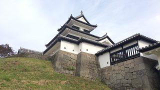 「白河小峰城」復元された御三階櫓と美しい石垣が特徴!数少ない木造復元城郭は必見です[2016年10月 郡山・白河旅行記 その7]
