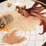 「勇旬 いか太郎本店」いけすから取れたてを食べられる「活やりいか」は必食 函館市内に展開する居酒屋さん[2016年11月 函館旅行記 その9]