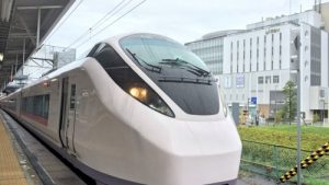 JR東日本の常磐線特急「ひたち」「ときわ」が快適! いわき、水戸、日立方面に行くなら是非利用すべし! [旅行]