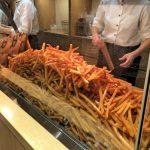 「日本橋 芋屋金次郎」の「揚げたて芋けんぴ」サクサク&香ばしい 高知名物の芋けんぴが東京で! ここでしか食べられない限定品