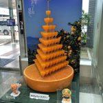 「愛媛松山空港」には名産品「ポンジュース」の蛇口がある…? ポンジュースタワーもお迎えしてくれます![2015年7月 四国旅行記 その1]