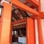 新宿「花園神社」で、神社で生まれて初めて「誕生日祈願」をしてみた!