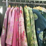 レンタル浴衣「花ごよみ(六本木店)」 レンタル浴衣で気軽に和服体験 事前下見の様子