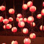 「和の明かり×百段階段展」 目黒雅叙園の百段階段 幻想的な明かりと伝統建築の融合がすごかった!