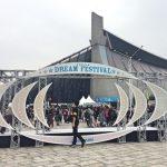 「テレビ朝日 ドリームフェスティバル2016 DAY1」に行ってきた!様々なアーティストがずらり!外ではフードブースも充実!