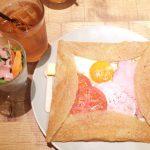 「ジェラートピケ カフェ(ルミネ大宮店)」オシャレ空間で食べられるビオ素材のヘルシーガレットランチがお得!