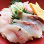 下田「市場の食堂 金目亭」金目鯛食べるならここ!他にはない3種類の金目鯛が乗った丼がスゴい![2016年6月伊豆旅行記  9]
