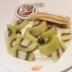 「果実園(東京店)」東京駅改札すぐ!たっぷりフルーツのパンケーキでモーニングが楽しめるお店
