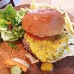 新宿御苑「オクド ダイニング カフェ」 路地裏にある落ち着いたカフェで食べる、ガッツリ&ジューシーなハンバーガーランチがオススメ!
