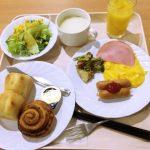 「郡山シティホテル」JR郡山駅目の前のホテル 無料の朝食が超豪華でびっくり!(2017年1月にリニューアル)[2016年10月 郡山・白河旅行記 その6]